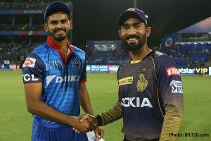 Delhi Capitals vs Kolkata Knight Riders live streaming