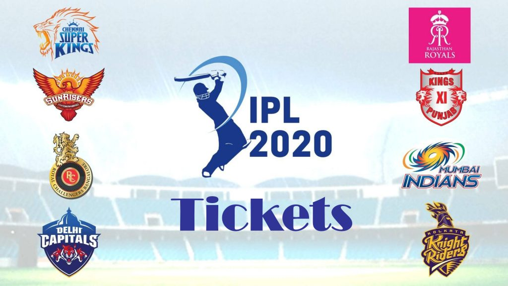 Mumbai Indians Tickets for IPL 2020